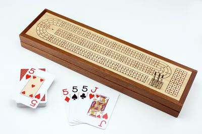 Ensemble de cribbage