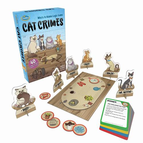 Cat crimes version française