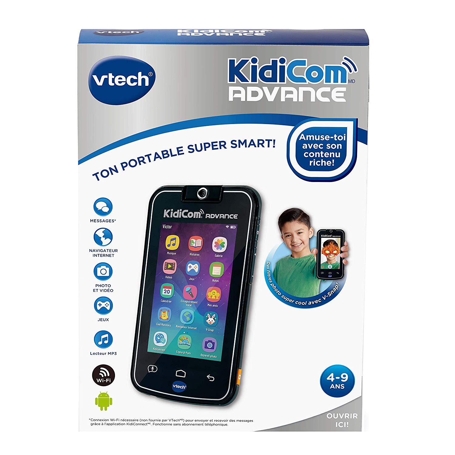 Kidicom advance