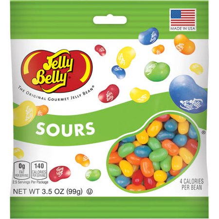 Sours jelly bean 100g