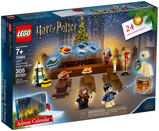 Harry Potter advent calender
