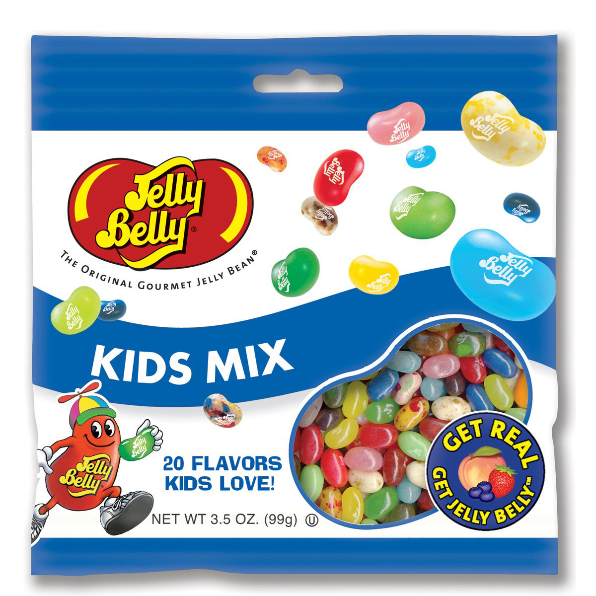 Jelly beans kids mix - 100g