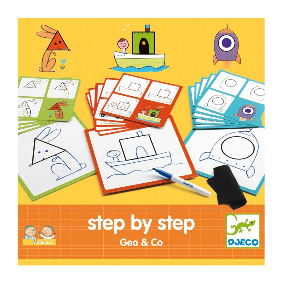 Step by step - Geo and co