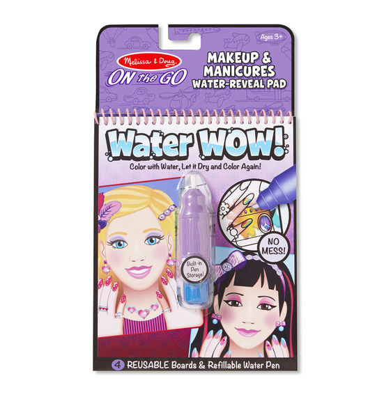 Water Wow Maquillage et Manucure