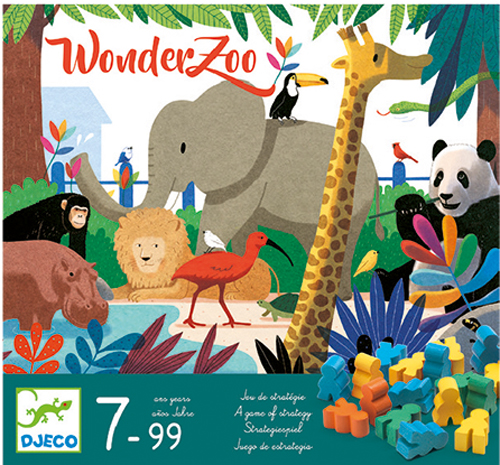 Wonderzoo - Version française