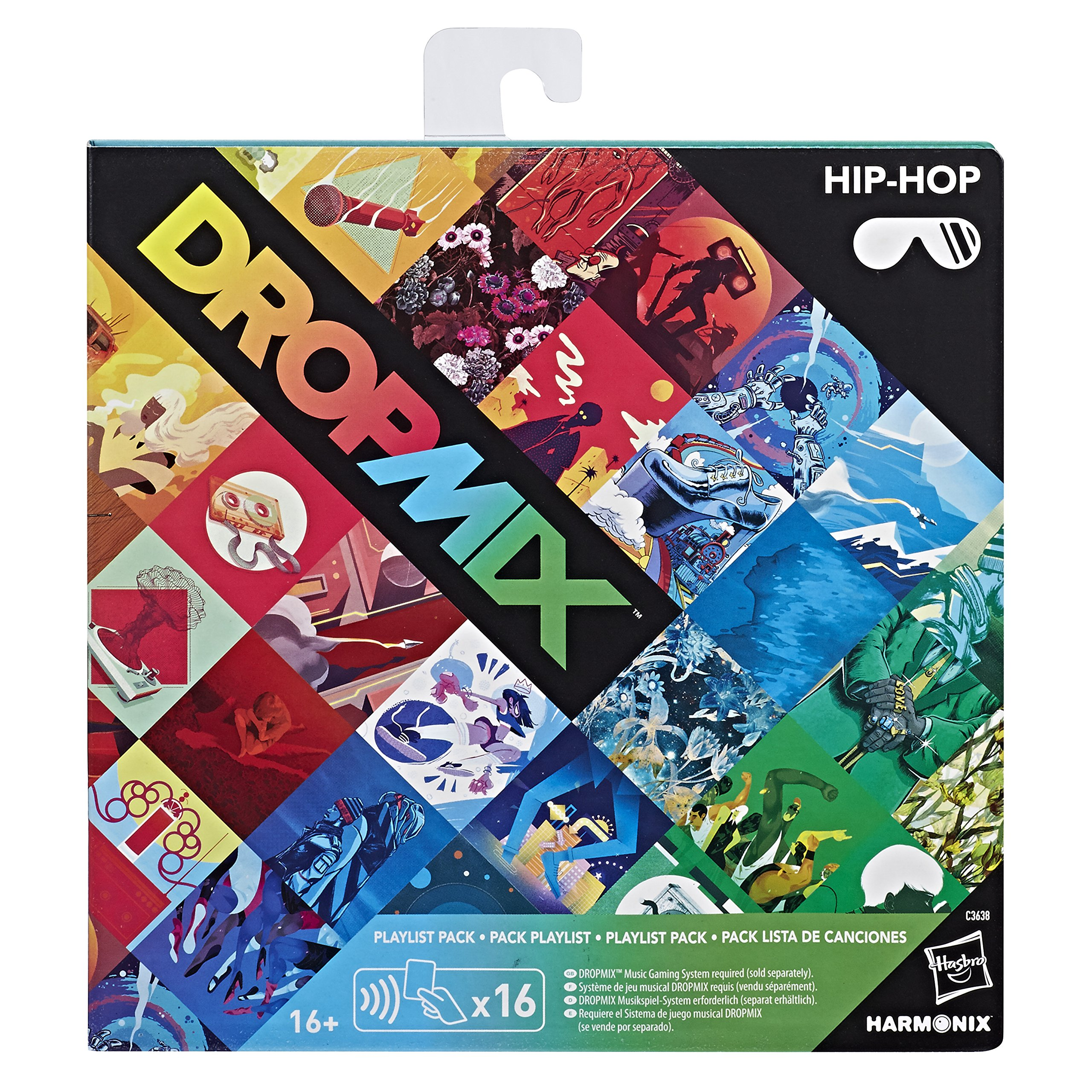 Dropmix Playlistl - Hip-Hop