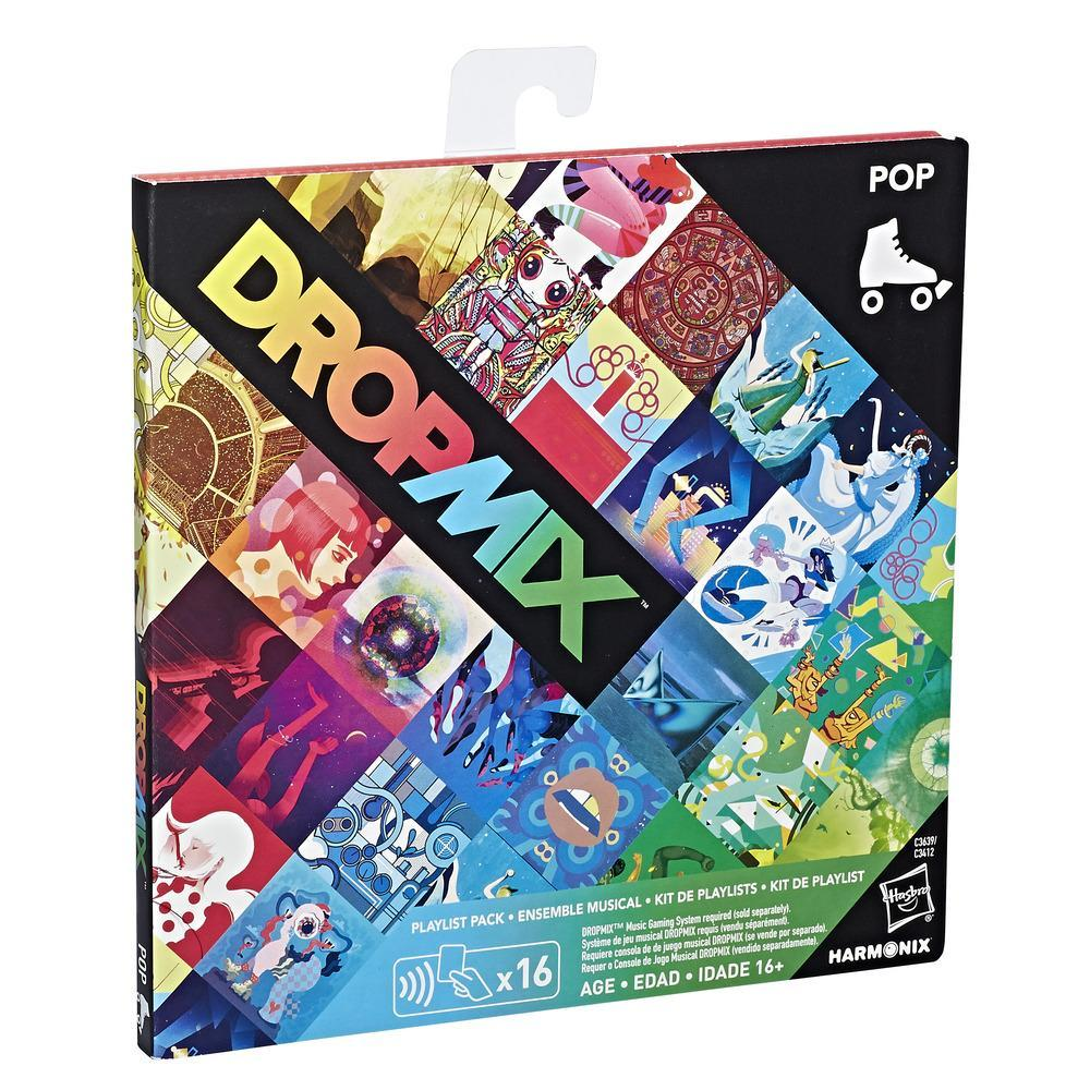 Dropmix playlist - Pop